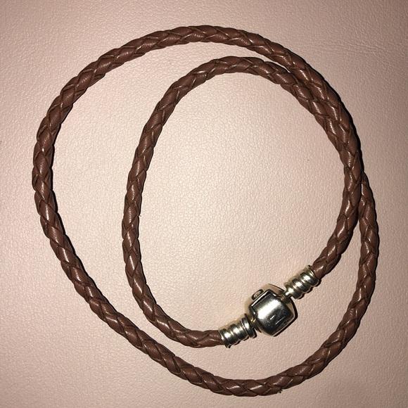 Pandora Jewelry - Leather Bracelet